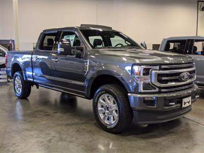 2020 Ford F-250 Crew Cab 4x4, Pickup #T208204 - photo 3