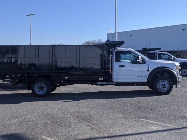 2020 Ford F-550 Regular Cab DRW 4x4, PJ's Landscape Dump #T208213 - photo 5