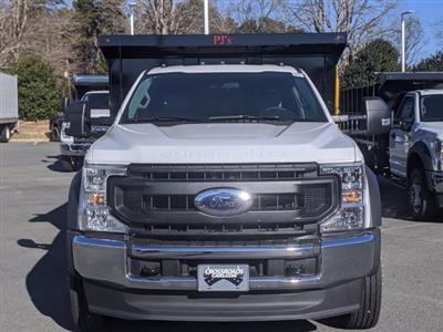 2020 Ford F-550 Regular Cab DRW 4x4, PJ's Landscape Dump #T208213 - photo 8