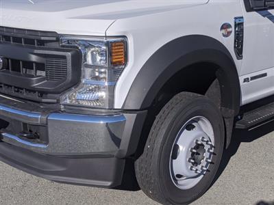 2020 Ford F-550 Regular Cab DRW 4x4, PJ's Landscape Dump #T208213 - photo 9