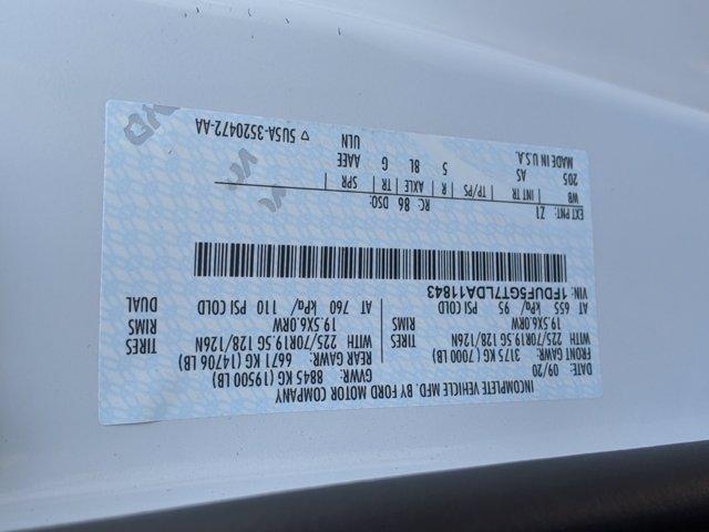 2020 Ford F-550 Regular Cab DRW 4x2, PJ's Landscape Dump #T208214 - photo 35