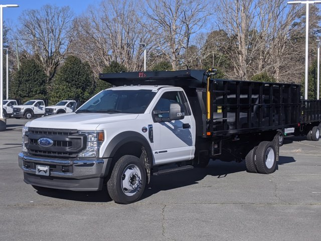 2020 Ford F-550 Regular Cab DRW 4x2, PJ's Landscape Dump #T208214 - photo 1