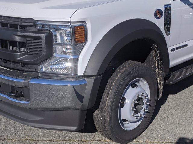 2020 Ford F-550 Regular Cab DRW 4x2, PJ's Landscape Dump #T208214 - photo 9