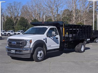 2020 Ford F-550 Regular Cab DRW 4x2, PJ's Landscape Dump #T208214 - photo 1