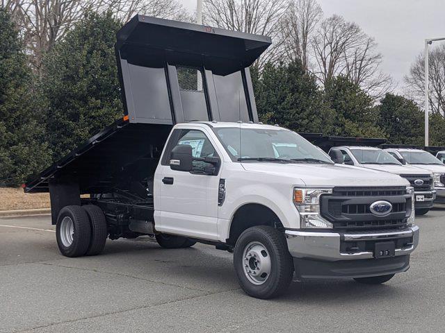 2020 Ford F-350 Regular Cab DRW 4x4, PJ's Platform Body #T208223 - photo 3