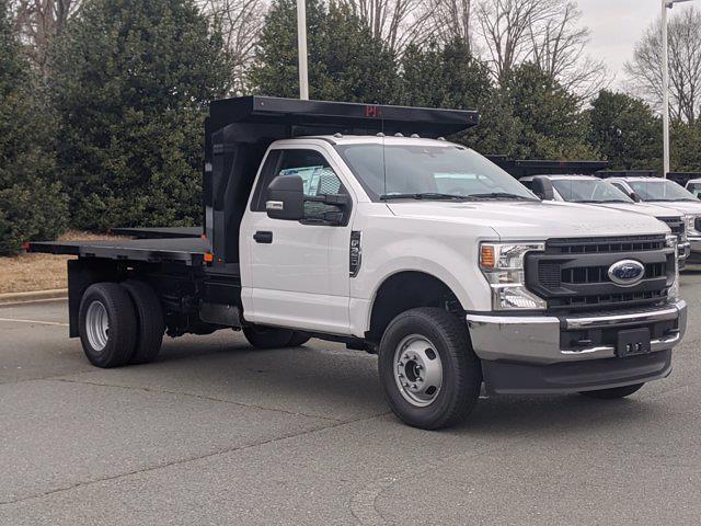 2020 Ford F-350 Regular Cab DRW 4x4, PJ's Platform Body #T208223 - photo 4
