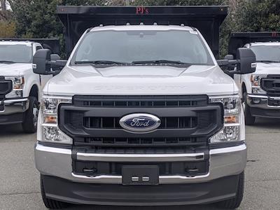 2020 Ford F-350 Regular Cab DRW 4x4, PJ's Platform Body #T208223 - photo 10