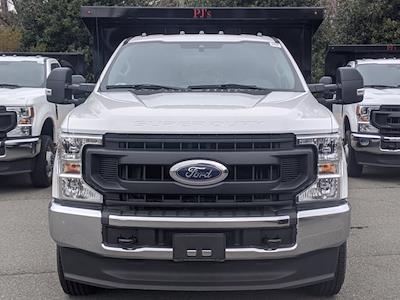 2020 Ford F-350 Regular Cab DRW 4x4, PJ's Platform Body #T208223 - photo 11