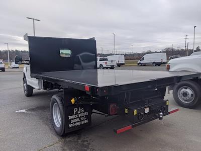 2020 Ford F-350 Regular Cab DRW 4x4, PJ's Platform Body #T208223 - photo 2
