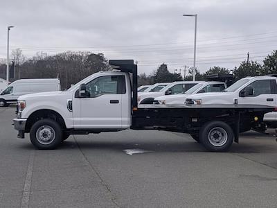 2020 Ford F-350 Regular Cab DRW 4x4, PJ's Platform Body #T208223 - photo 8