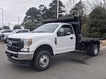 2020 Ford F-350 Regular Cab DRW 4x4, PJ's Platform Body #T208223 - photo 1