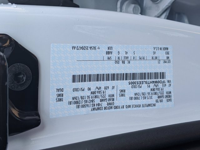 2020 Ford F-450 Crew Cab DRW 4x4, PJ's Landscape Dump #T208238 - photo 4