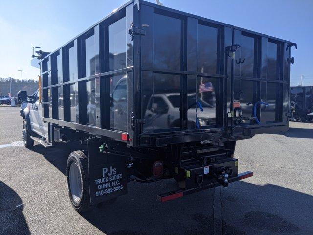 2020 Ford F-450 Crew Cab DRW 4x4, PJ's Landscape Dump #T208238 - photo 2