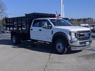 2020 Ford F-450 Crew Cab DRW 4x4, PJ's Landscape Dump #T208238 - photo 3