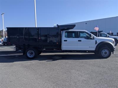 2020 Ford F-450 Crew Cab DRW 4x4, PJ's Landscape Dump #T208238 - photo 5