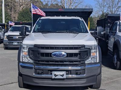 2020 Ford F-450 Crew Cab DRW 4x4, PJ's Landscape Dump #T208238 - photo 8