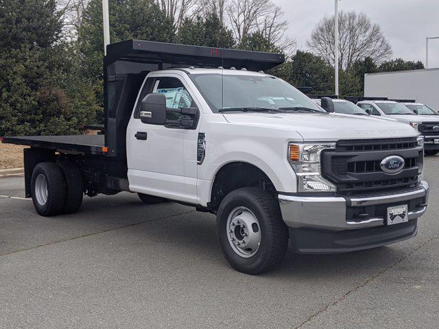 2020 Ford F-350 Regular Cab DRW 4x4, PJ's Platform Body #T208241 - photo 3