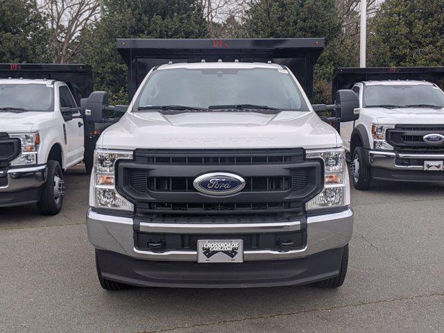 2020 Ford F-350 Regular Cab DRW 4x4, PJ's Platform Body #T208241 - photo 10