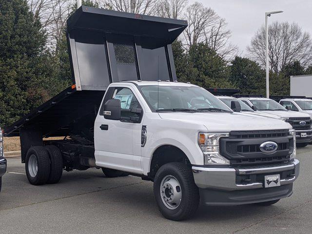2020 Ford F-350 Regular Cab DRW 4x4, PJ's Platform Body #T208241 - photo 4