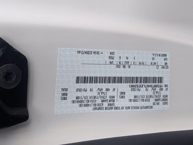 2020 Ford F-350 Regular Cab DRW 4x4, PJ's Platform Body #T208241 - photo 36