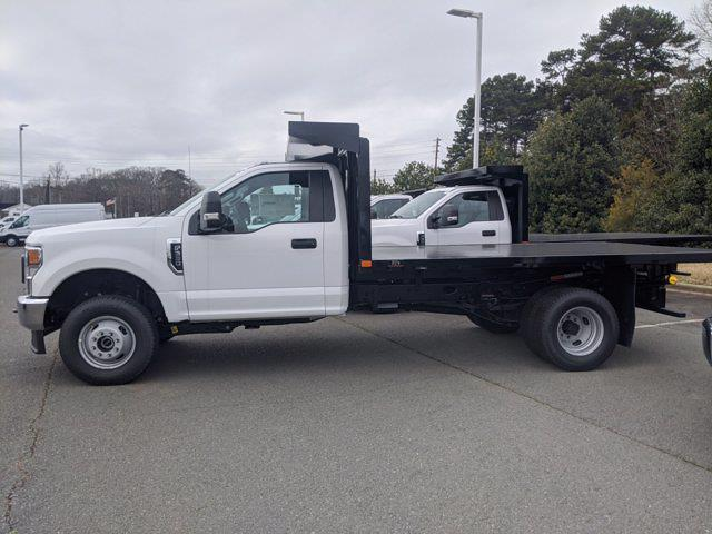 2020 Ford F-350 Regular Cab DRW 4x4, PJ's Platform Body #T208241 - photo 8