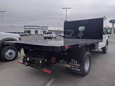 2020 Ford F-350 Regular Cab DRW 4x4, PJ's Platform Body #T208241 - photo 5
