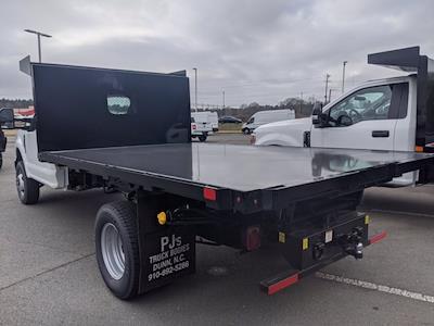 2020 Ford F-350 Regular Cab DRW 4x4, PJ's Platform Body #T208241 - photo 2
