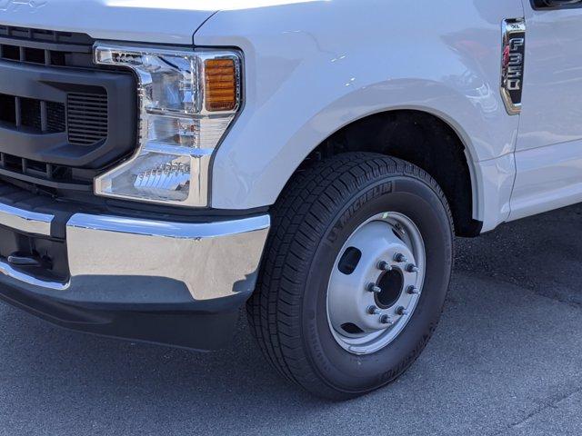 2020 Ford F-350 Regular Cab DRW 4x2, Platform Body #T208254 - photo 10