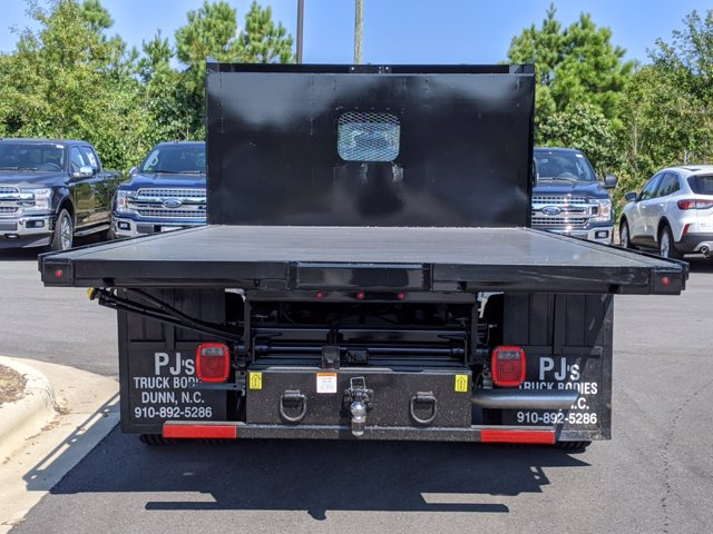 2020 Ford F-350 Regular Cab DRW 4x2, Platform Body #T208254 - photo 7