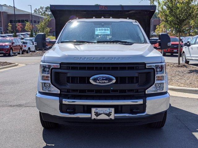 2020 Ford F-350 Regular Cab DRW 4x2, Platform Body #T208254 - photo 9