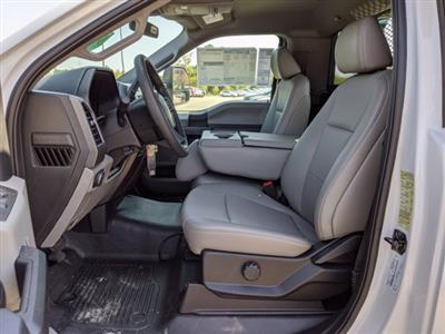 2020 Ford F-350 Regular Cab DRW 4x2, Platform Body #T208254 - photo 13
