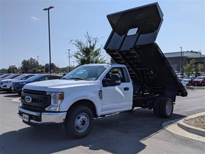 2020 Ford F-350 Regular Cab DRW 4x2, Platform Body #T208254 - photo 33