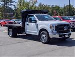 2020 Ford F-350 Regular Cab DRW 4x2, Platform Body #T208254 - photo 3