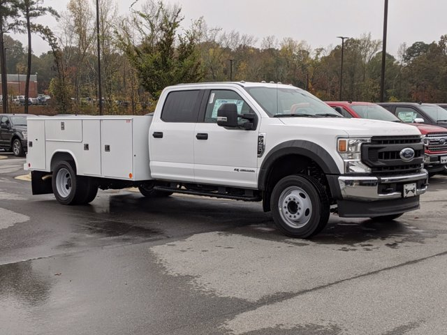 2020 Ford F-450 Crew Cab DRW 4x2, Reading Service Body #T208266 - photo 1