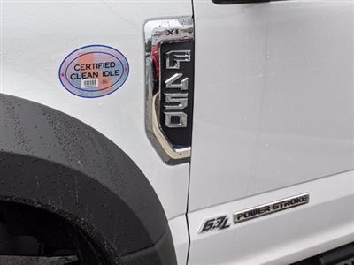2020 Ford F-450 Crew Cab DRW 4x2, Reading SL Service Body #T208266 - photo 11