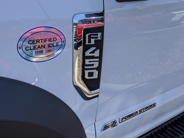 2020 Ford F-450 Regular Cab DRW 4x4, PJ's Platform Body #T208269 - photo 11