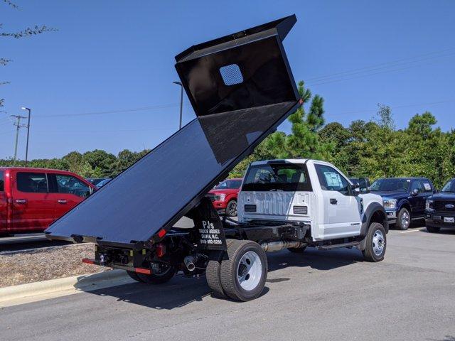 2020 Ford F-450 Regular Cab DRW 4x4, PJ's Platform Body #T208269 - photo 34
