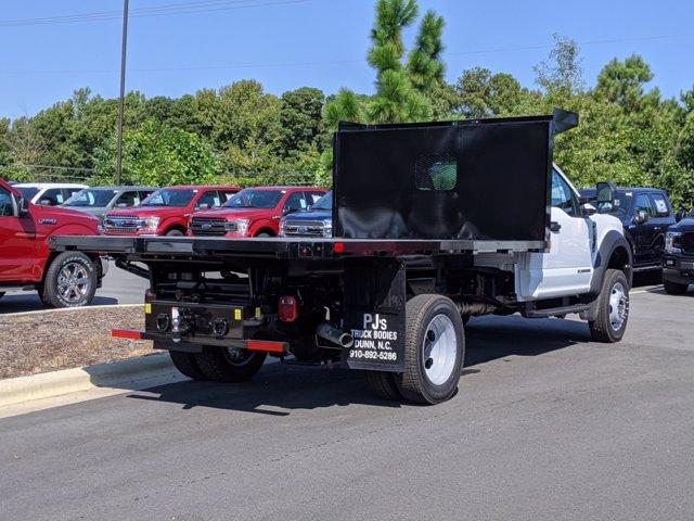 2020 Ford F-450 Regular Cab DRW 4x4, PJ's Platform Body #T208269 - photo 5