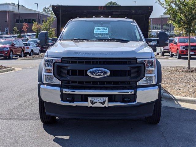 2020 Ford F-450 Regular Cab DRW 4x4, PJ's Platform Body #T208269 - photo 8