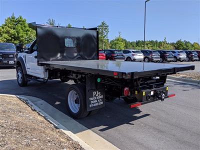 2020 Ford F-450 Regular Cab DRW 4x4, PJ's Platform Body #T208269 - photo 2