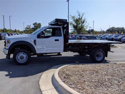 2020 Ford F-450 Regular Cab DRW 4x4, PJ's Platform Body #T208269 - photo 7
