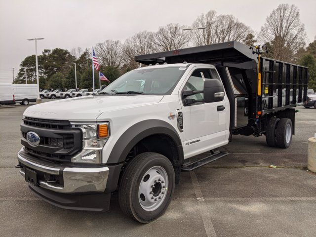 2020 Ford F-550 Regular Cab DRW 4x2, PJ's Landscape Dump #T208270 - photo 1