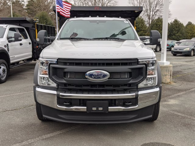 2020 Ford F-550 Regular Cab DRW 4x2, PJ's Landscape Dump #T208270 - photo 7