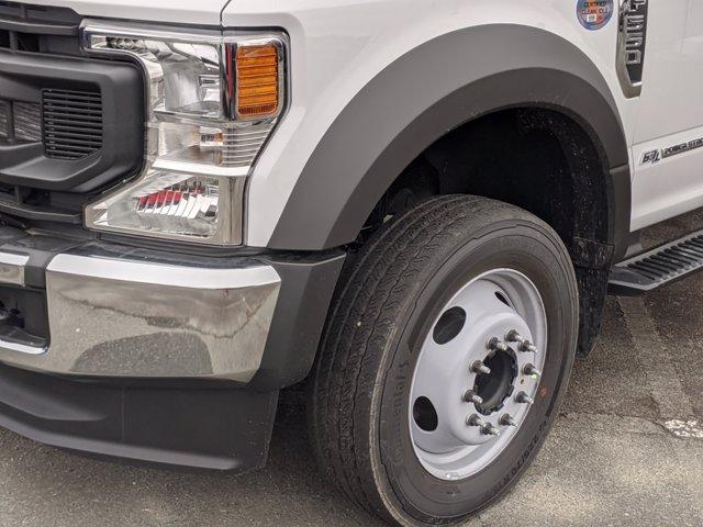 2020 Ford F-550 Regular Cab DRW 4x2, PJ's Landscape Dump #T208270 - photo 8