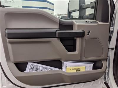 2020 Ford F-550 Regular Cab DRW 4x2, PJ's Landscape Dump #T208270 - photo 10
