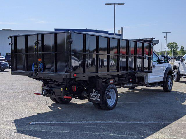 2020 Ford F-550 Regular Cab DRW 4x2, PJ's Landscape Dump #T208271 - photo 32
