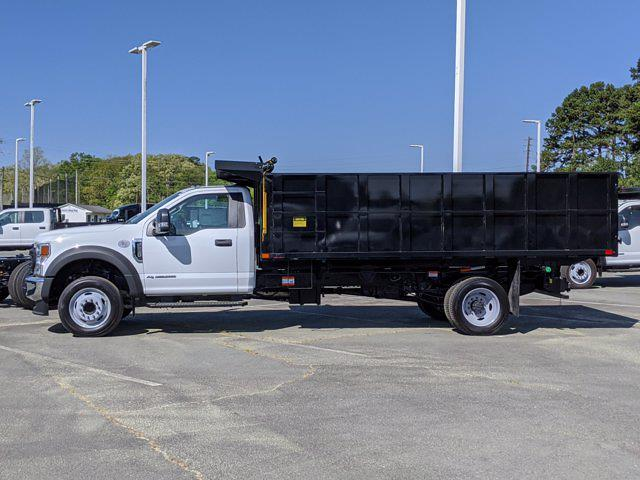 2020 Ford F-550 Regular Cab DRW 4x2, PJ's Landscape Dump #T208271 - photo 35