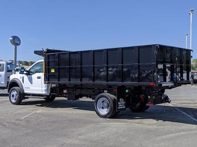 2020 Ford F-550 Regular Cab DRW 4x2, PJ's Landscape Dump #T208271 - photo 34