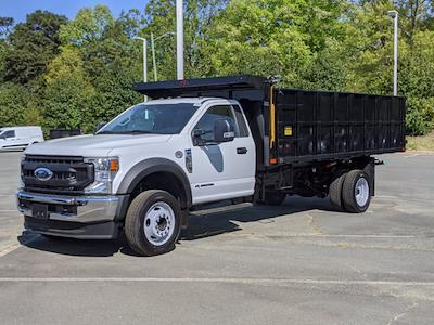 2020 Ford F-550 Regular Cab DRW 4x2, PJ's Landscape Dump #T208271 - photo 36