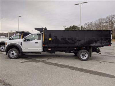 2020 Ford F-550 Regular Cab DRW 4x2, PJ's Landscape Dump #T208271 - photo 6